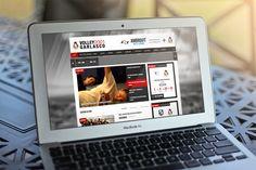 Sito web per la società sportiva Volley 2001 Garlasco