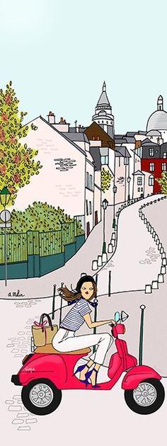 Jardins secrets, fleuristes romantiques, bouboui new-age... La colline parisienne cache de véritables paradis titi. Coup de projecteur sur les nouvelles adresses qui font swinguer les hipsters de Montmartre.