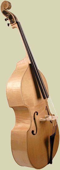 Engelhardt Swingmaster ES-9/EG-9 Bass at Gollihur Music - Double Bass, Upright Bass, String Bass Specialists