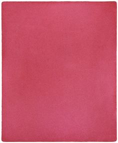 monochrome rose, 1961 • yves klein