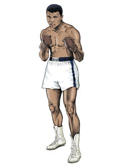 Via behance muhammad ali boxing, olympic sports, olympic athletes, ap studi Mohamed Ali, Boxing Posters, Boxing History, Olympic Athletes, Olympic Sports, Black Artwork, Combat Sport, Sports Figures, Sports Art