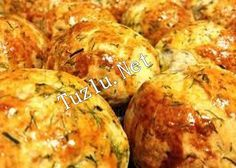 Ağızda Dağılan Dereotlu Kurabiye Turkish Kitchen, Turkish Tea, Turkish Recipes, Ethnic Recipes, Tea Time Snacks, Food Blogs, No Cook Meals, Cookie Recipes, Food To Make