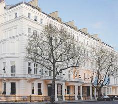 Kensington Hotel, Kensington London, Boutique Hotels London, London Hotels, Gloucester, Earls Court London, Wallpaper Magazine, Great Hotel, Hotel Deals