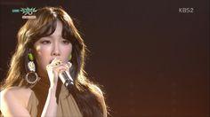 TAEYEON 태연_Comeback Stage 'Fine'_KBS MUSIC BANK_2017.03.03