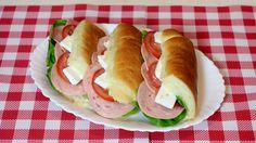Domaće kifle za sendviče
