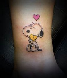 Peanuts Tattoo