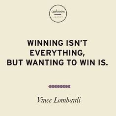 volleyball quotes on pinterest vince lombardi champion
