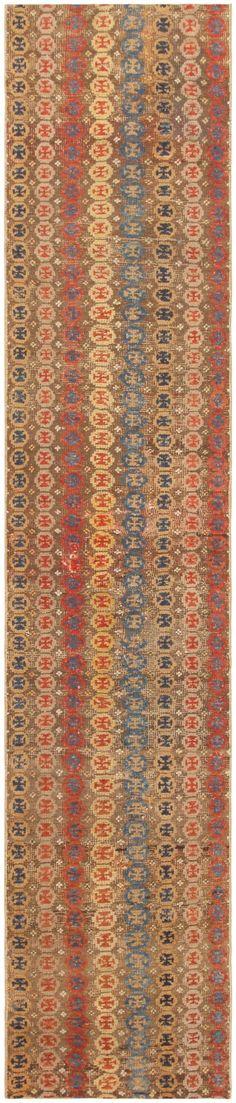 Antique Turkish Oushak Rug 46696 Main Image - By Nazmiyal http://nazmiyalantiquerugs.com/antique-rugs/antique-oushak-rugs/antique-turkish-oushak-rug-46696/