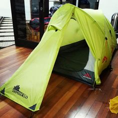 One of our best 3 seasons tent. ARMADILLO : best 3 season tent - memphite.com