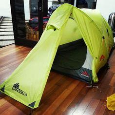 One of our best 3 seasons tent. ARMADILLO & Merapi Mountain (hendrijkt) on Pinterest