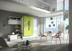 Fitted kitchens | Kitchen systems | Minisystem | Snaidero. Check it out on Architonic
