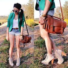Www.Oasap.Com Ombre Shorts
