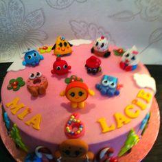 Moshi Monsters Birthday Cake! Yum!