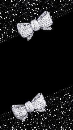 By Artist Unknown. Glitter Wallpaper Iphone, Bling Wallpaper, Diamond Wallpaper, Heart Wallpaper, Locked Wallpaper, Cellphone Wallpaper, Mobile Wallpaper, Wallpaper Backgrounds, Silk Wallpaper