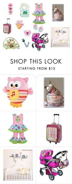 Owl Baby. Girl. Pink