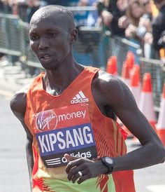Kenyan Wilson Kipsang broke the marathon world record by 15 seconds as he claimed the Berlin title on Sunday in a time of two hours three minutes 23 seconds! Will you come close to that amazing time in the 2014 Virgin Money London Marathon? http://scope.to/17hOEvt