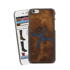 HOOey Men's Logo iPhone 6 Cell Phone Case