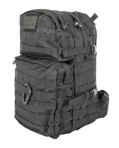 Kombat Molle Assault Pack 40L Medium Black yet another possible bug out bag, also comes in grey.