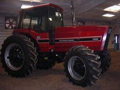 185hp International IH 5488, Last IH Tractor Built