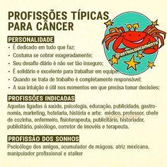 Conheça um pouco da personalidade do signo de Câncer quando o assunto é profissão. Além disso, confira as profissões mais indicadas de…