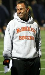Welcome our New Men's Soccer Coach!