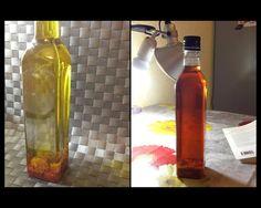 HotPepper Oil Recipe - ricetta olio piccante