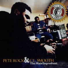 For those of you who've never heard of Pete Rock & CL Smooth, they're the awesome duo of Jazz inspired producer & DJ Peter Phillips and brilliant lyricist Corey Penn.