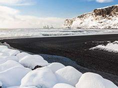 BLACK BEACH - ICELAND!!!