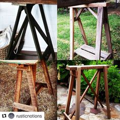 Playing around with a few #trestle / #sawhorse designs.  www.rusticnotions.com.au www.instagram.com/rusticnotions #rusticnotions #woodworking #rusticnotionsfurniture #handmade #rusticdecor #rustichome #cargonsw #reclaimedwood #recycledwood #vintagefurniture #Rustic #vintage #rusticvintage #woodfurniture #primativefurniture #carpenter #vintagewares #madeinaustralia #oldsawhorse