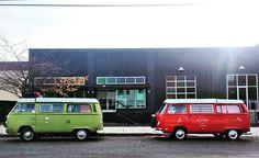 Hope everyone is having a wonderful week so far!! #VW #pdx by thecoffeebus