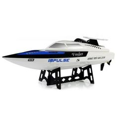 WLtoys WL912 2.4G Radio Control RC Speed Racing Boat