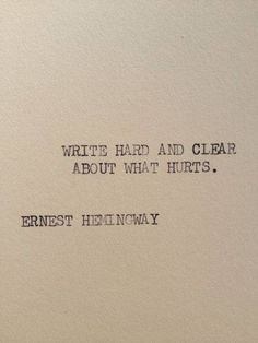 The world could not kill Ernest Hemingway, kids. Only Ernest Hemingway could kill Ernest Hemingway. Poetry Quotes, Words Quotes, Me Quotes, Advice Quotes, Friend Quotes, Famous Quotes, Daily Quotes, Sorrow Quotes, Nature Quotes