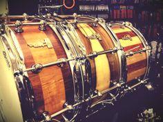 Brady snare drums
