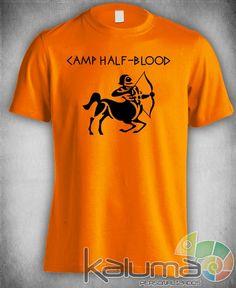 66eb9c506d3e2 camiseta camp half blood percy jackson 100% poliéster  2165 Mercado Livre