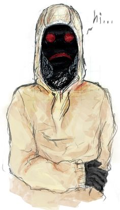 Hoody from Marble Hornets