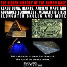 The Hidden History of the Human Race - Klaus Dona | Giants, Ancient Maps and Advanced Technology, Megalithic Sites, Elongated Skulls and More | Stillness in the Storm
