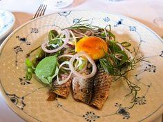 Lunch at Restaurant Schønnemann, Copenhagen