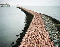 Spencer Tunick to Create Large Scale Nude Photo Shoot at Dead Sea