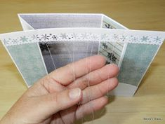 U-fold cards are fairly simple to make and can be decorated in lots of really fun and interesting ways. While researching, I came across ca...