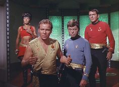 The first well-documented crossover into the mirror universe, in 2267.
