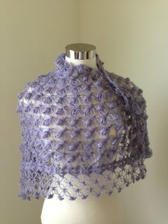 A personal favorite from my Etsy shop https://www.etsy.com/listing/130154703/wedding-bolero-and-shrug-shawl-winter
