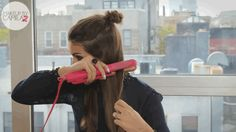 How to Perfectly Curl Your Hair With a Flat Iron