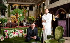 Will Guidara and Daniel Humm Make It Nice Eleven Madison Park, Ginger Shot, Natural Beauty Recipes, Coffee Places, Black Rooms, Summer Essentials, Opening Ceremony, My Coffee, Cafeterias