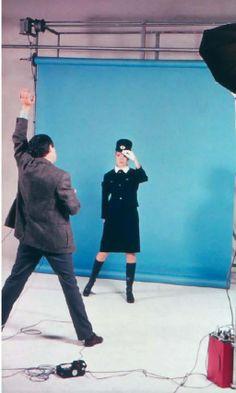 1969 - Balenciaga uniform 4 Air France
