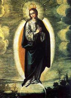 francisco pacheco, immaculate conception 1620