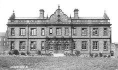 The Workhouse in Leeds, Yorkshire, W. Leeds City, Mr Big, Training School, West Yorkshire, Old Pictures, The Past, Louvre, Hospitals, History