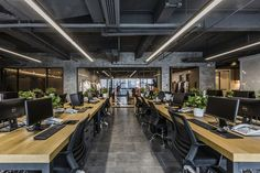 OU ALLIN Clothing Offices - Shenzen - Office Snapshots