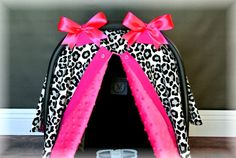 MINKY car seat canopy car seat by JaydenandOlivia