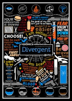Enamoured with collages, Veronica Roth Books Masterpost Individual posts:. Divergent Fandom, Divergent Funny, Divergent Trilogy, Insurgent Quotes, Divergent Insurgent Allegiant, Divergent Quotes, Ya Books, I Love Books, Hunger Games