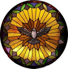 StainedGlassville Forums - Holy Spirit / Descending Dove